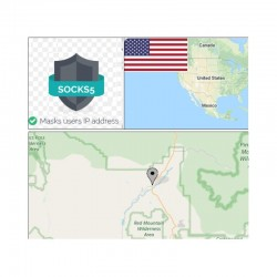 10 SOCKS PROXY SERVER Dallas (US) - Port 25 closed