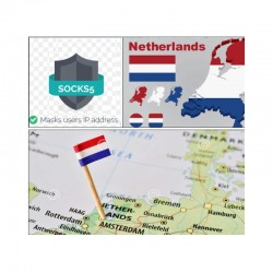 10 SOCKS PROXY SERVER Amsterdam (Holland) - Port 25 closed