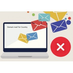 100,000 DOMAIN.** FOR COUNTRY - NOT CHECKED EMAIL LEADS