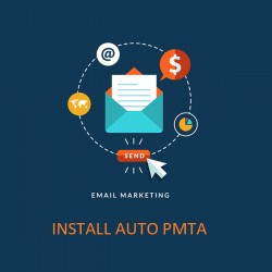 INSTALL AUTO PMTA AUTOMATED SMTP/WEBMAIL Full DKIM, SPF ON YOUR SERVER