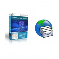 Gammadyne Mailer version 51.0 - Full Version