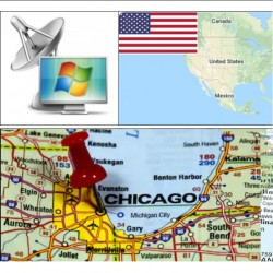 RDP Chicago (US) - Admin - Port-25 closed