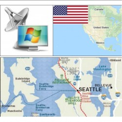 RDP Seattle (US) - Admin - Port-25 closed