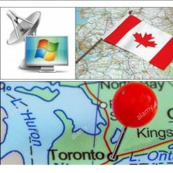 RDP Toronto (Canada) - Admin - Port-25 closed