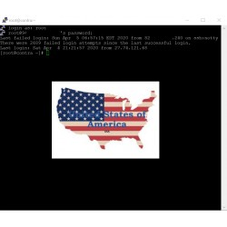 USA ROOT RAM 2G ( CENTOS 7 OR UBUNTU 16.04 )