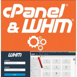 CPanel & WHM + Licsense with Private Domain